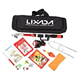 Best Fishing Rods And Reels - Fishing Rod Reel Combo Set Lixada Spinning Rod Review