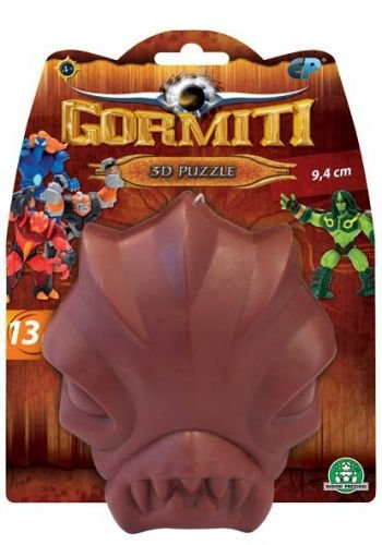 Gormiti 3D Puzzle: Magmion Lord of the Volcano