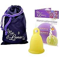 Me Luna Coupe menstruelle Soft, bague, jaune, Taille L