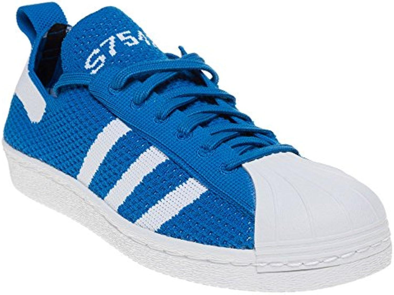 Adidas Superstar 80's Primeknit Mujer Zapatillas Azul