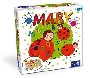 Huch & Friends 878199 Mary - Juego de Aprendizaje (Pueden no Estar en español)