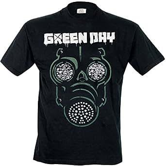 Bravado T-shirt  Imprimé musique et film Homme - Noir - Noir - FR: Small (Taille fabricant: Small)