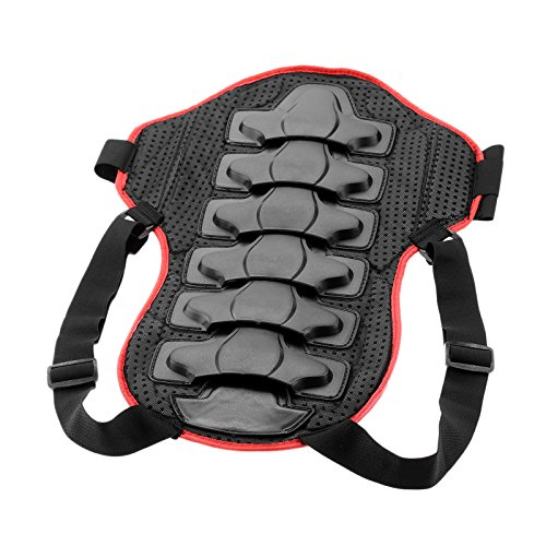 Transpirable Protector espalda Back Piece Deportes