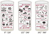 Schoppenglas 0,5l 'Pfälzisch für Anfänger I + II'