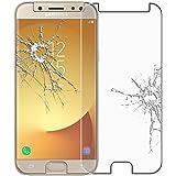 ebestStar - pour Samsung Galaxy J7 2017 SM-J730F - Film protection écran en VERRE Trempé - Vitre protecteur anti casse, anti-rayure [Dimensions PRECISES de votre appareil : 152.4 x 74.7 x 7.9 mm, écran 5.5''] [Note Importante Lire Description]