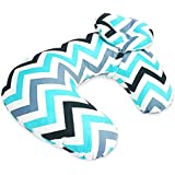 Outgeek Nursing Pillow Baby Feeding Pillow Soft Breastfeeding Pillow U Shaped Breastfeeding Pillow One Size Multicolor