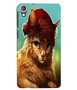 Citydreamz Lion\Jungle\Wild\Animal Hard Polycarbonate Designer Back Case Cover For HTC DESIRE 826/ HTC DESIRE 826 (CDMA+GSM)