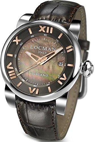 Locman 0590V11-00MNPSN Montre à bracelet pour homme