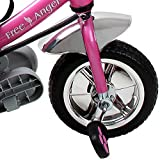 Dreirad Free Angel®, Pink - 5