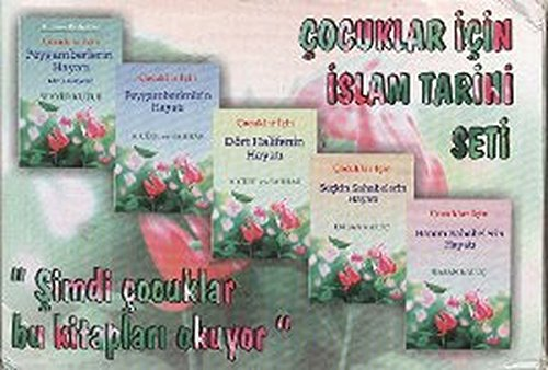 Cocuklar Icin Islam Tarihi Seti (5 Kitap Takim)