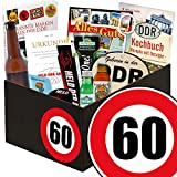 Geschenke zum 60. Geschenk Mann Geburtstag | Männer Geschenkbox