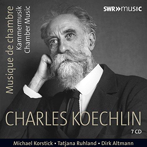 Koechlin: Kammermusik [7 CDs]