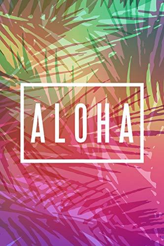 Home Dekorative Outdoor Doppelseitig Aloha Phrase House Yard Flagge 30,5x 45,7cm 12x18(in) Farbe ()