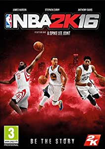 NBA 2K16 [Code Jeu PC - Steam]