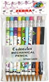 Zebra 0.7mm Cadoozle Mechanical Pencils (Pack of 10)