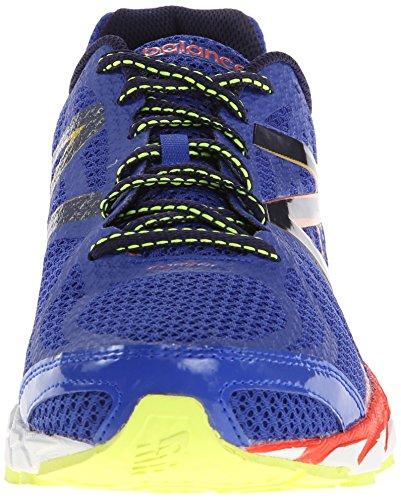 New Balance M319, Chaussures de Running Homme Bleu (Blue/Orange)