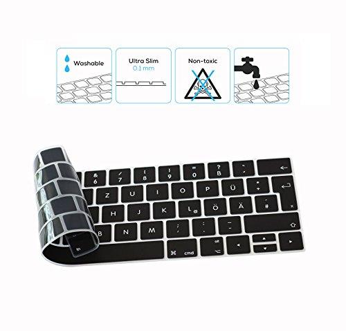Silmo Tastaturschutz für MacBook Pro 13