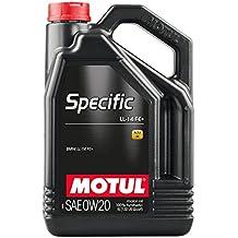 MOTUL - 107389/74 : Aceite lubricante especifico SPECIFIC LONG LIFE LL-14 FE+ 0W20 5L