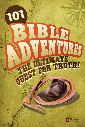101 Bible Adventures: The Ultimate Quest for Truth! (Gebet Quest)
