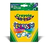 Crayola 52-3282 Wachsmalstifte