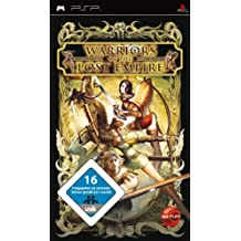 Warriors of the Lost Empire - [Sony PSP]