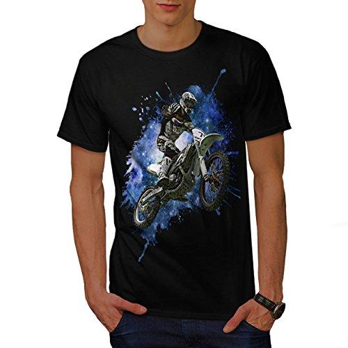 Pro-ozon-generator (Moto-Cross Fahrrad Sport Auto Himmel Jumper Herren M T-shirt | Wellcoda)