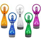 Bestofferbuy mini climatiseur ventilateur portable vaporisateur brouillard - Ventilateur vaporisateur d eau ...