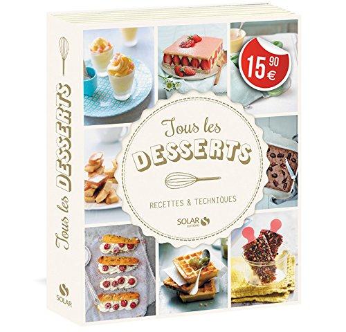 Tous les desserts par Collectif