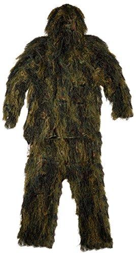 Ghillie Suit Anti Fire 4-teilig, Größe:XL