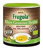 Frugola Bio Klare Gemüse-Brühe ohne Hefe (200 g)