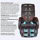 Massagesessel »Komfort Deluxe« mit Shiatsu-Massagefunktion Test - 7