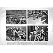 Guerre de Boer du Général Wauchope Matjesfontein de 1900 Enterrements