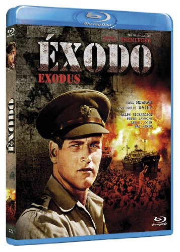 Éxodo [Blu-ray] 510xUvKtEBL