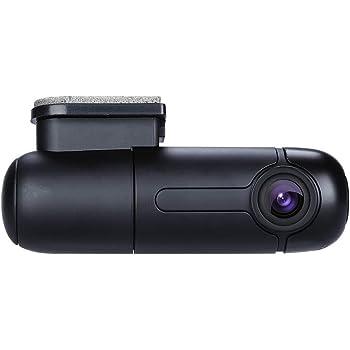 Blueskysea B1W WiFi Mini Dash cam Car Camera Vehicle Video Recorder 360 Degree Rotatable Lens 1080p 30fps G-Sensor Loop Recording