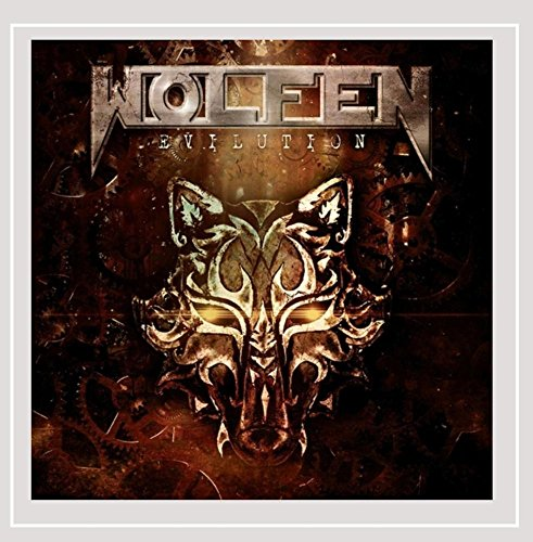 Wolfen: Evilution (Audio CD)
