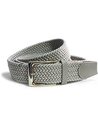 6fcf2129116 Safekeepers La Ceinture Élastique - Belt Tressée - Tissu Homme et Femme –  Unisex – Haut