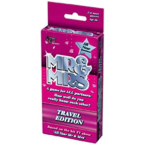 Mr & Mrs Game Travel Edition