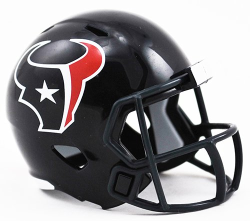 Riddell Houston Texans Originalnachbildung Speed Micro/Kamerahandys/Mini Football Helm