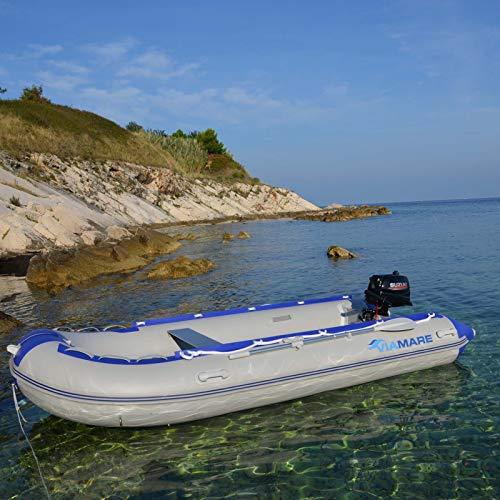 VIAMARE Schlauchboot 380 S Alu