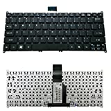 #10: GTB's Laptop Internal Keyboard Compatible with Acer Aspire One 725 756 AO725 AO756 Acer S3 Laptop Keyboard