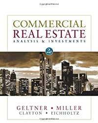 Common Real Estate Analysis and Investments