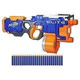 Als Geschenkidee zu Weihnachten bestellen Für die Kinder - Hasbro Nerf B5573EU4 - N-Strike Elite Hyper-Fire Blaster, Spielzeugblaster