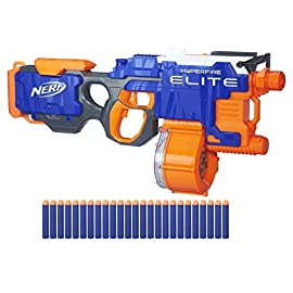 Hasbro-Nerf-B5573EU4-N-Strike-Elite-Hyper-Fire-Blaster-Spielzeugblaster