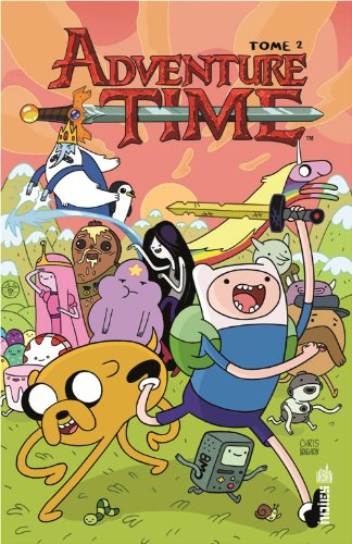 Adventure Time tome 2