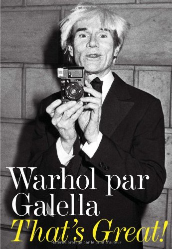 That's great! Warhol par Galella