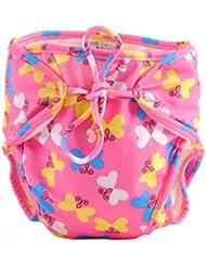 Couches de natation de bébé réglables réutilisables Nappes de bébé Coupe de natation étanches de bébé, # 07
