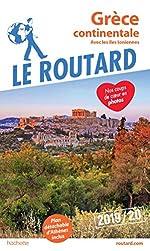 Guide du Routard Grèce continentale 2019 - (avec les Îles Ioniennes)