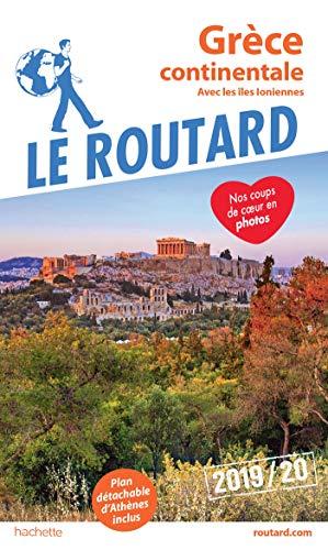 Guide du Routard Grèce continentale 2019