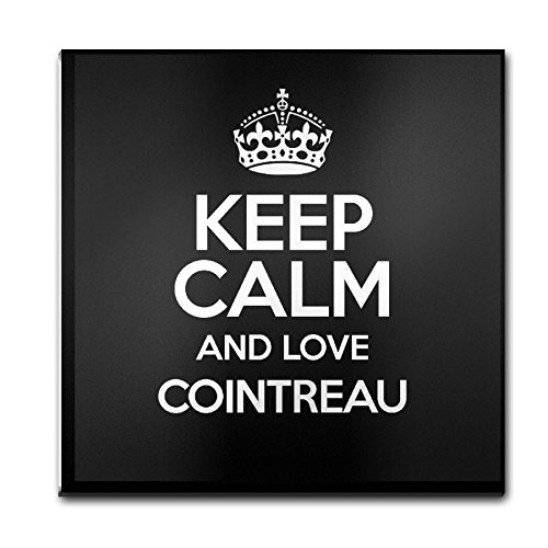 black-keep-calm-and-love-cointreau-glass-coaster-colour-2338-by-duke-gifts