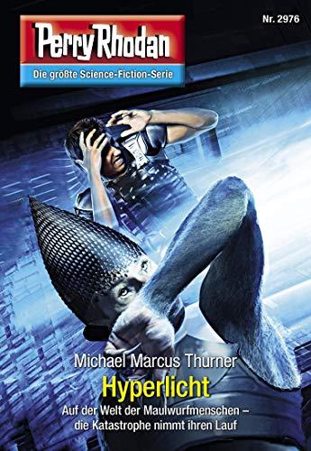 Perry Rhodan 2976: Hyperlicht: Perry Rhodan-Zyklus